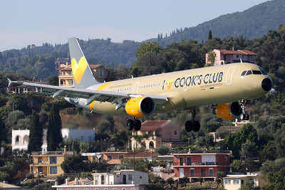 G-TCDV   Airbus A321-211   Thomas Cook Airlines