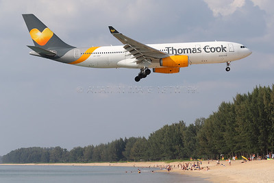 OY-VKF | Airbus A330-243 | Thomas Cook Airlines