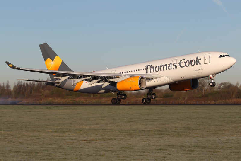 G-MLJL | Airbus A330-243 | Thomas Cook Airlines