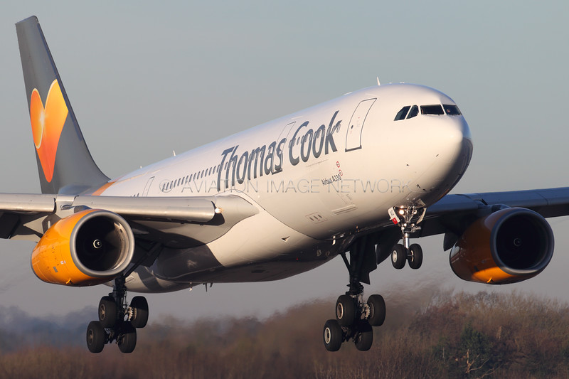 G-TCXC | Airbus A330-243 | Thomas Cook Airlines