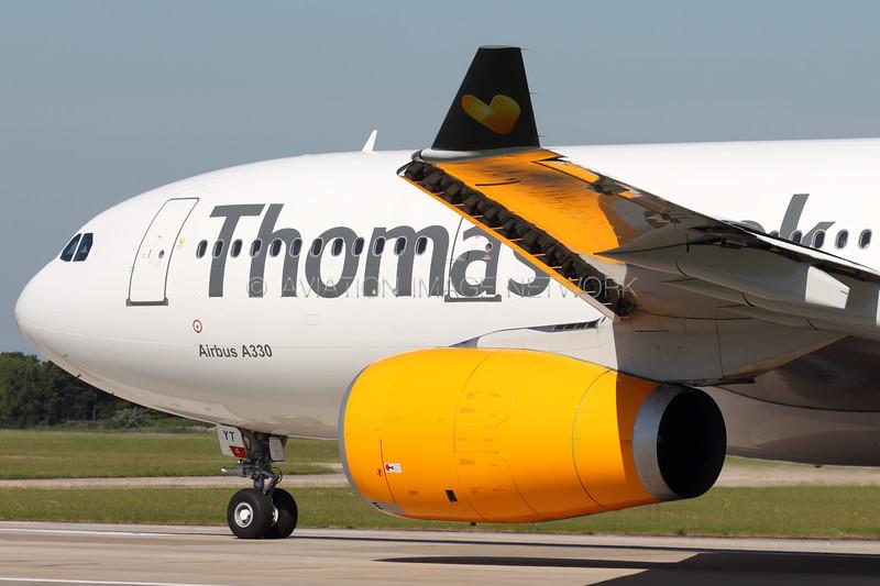 G-OMYT | Airbus A330-243 | Thomas Cook