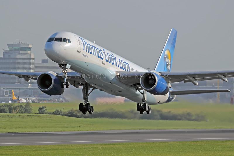 G-FCLI | Boeing 757-28A | Thomas Cook