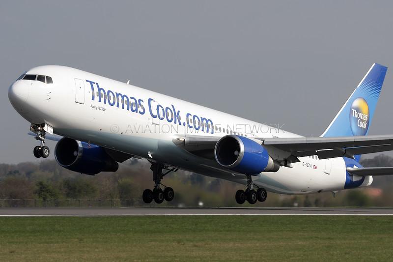G-TCCA | Boeing 767-31K/ER | Thomas Cook