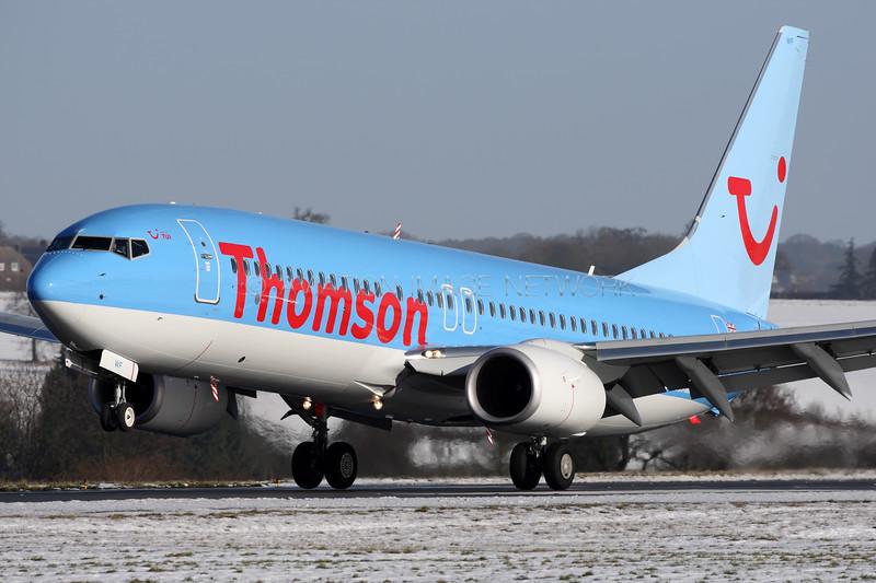 G-TAWF | Boeing 737-8K5 | Thomson Airways