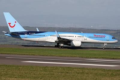 G-BYAW   Boeing 757-204   Thomson Airways
