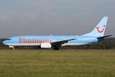 G-CDZF | Boeing 737-804 | Thomson Airways