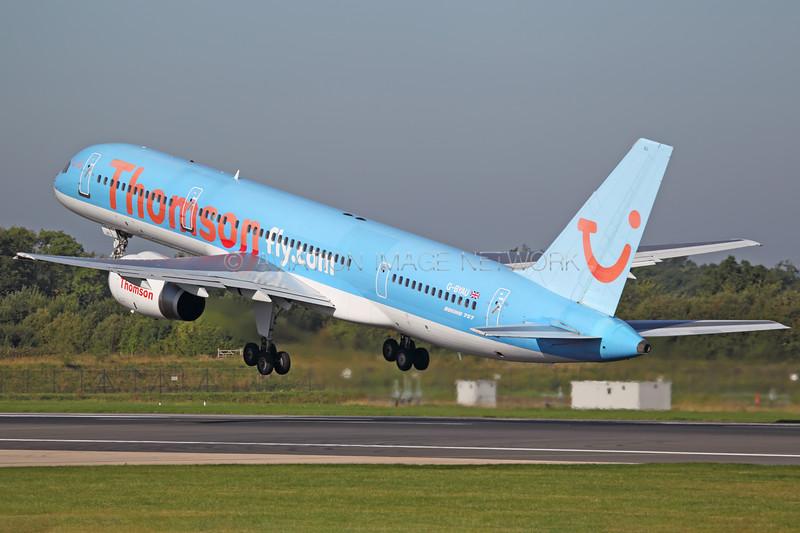G-BYAU | Boeing 757-204 | Thomsonfly