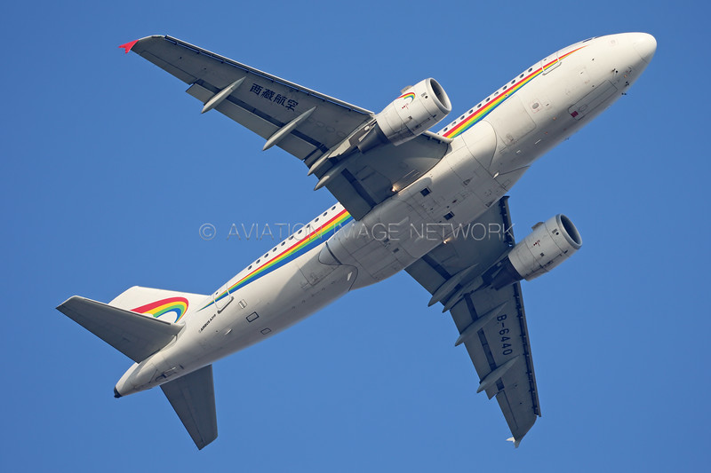 B-6440 | Airbus A319-115 | Tibet Airlines