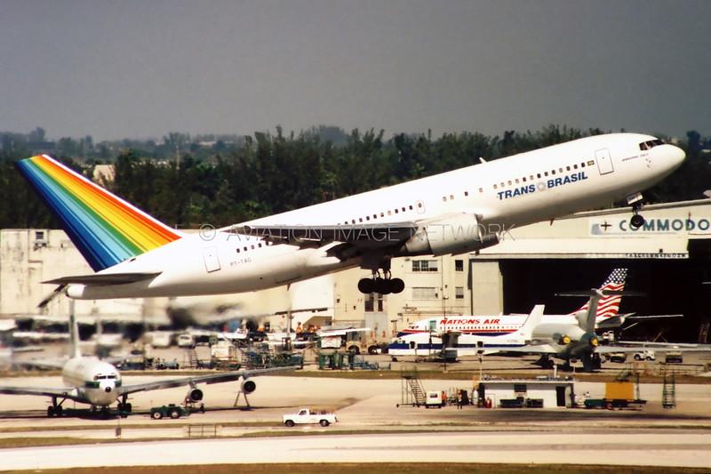 PT-TAG | Boeing 767-219/ER | TransBrasil