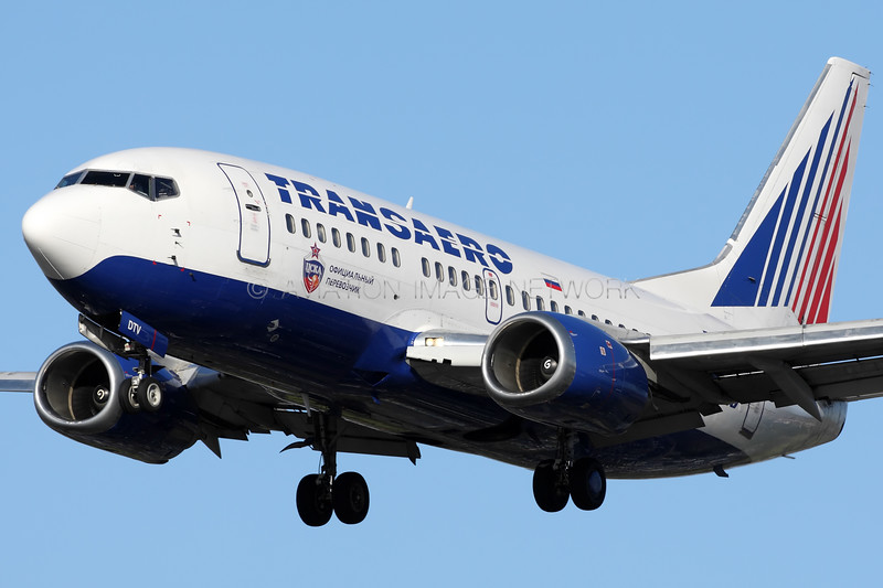 EI-DTV | Boeing 737-5Y0 | Transaero