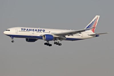 EI-UNZ | Boeing 777-222 | Transaero