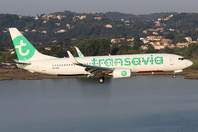 PH-HSC   Boeing 737-8K2   Transavia