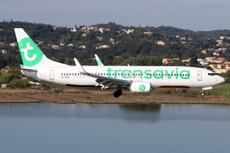 PH-HXC | Boeing 737-8K2 | Transavia