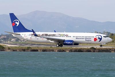 OK-TVO   Boeing 737-8CX   Travel Service