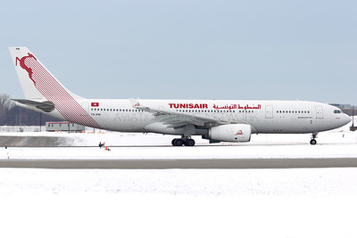 TS-IFM | Airbus A330-243 | Tunisair