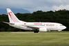 TS-IOM | Boeing 737-6H3 | Tunisair