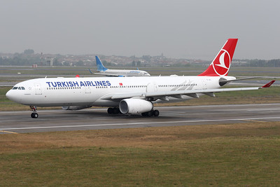 TC-JNJ | Airbus A330-343 | Turkish Airlines