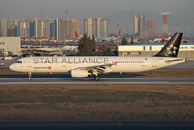 TC-JRP | Airbus A321-231 | Turkish Airlines