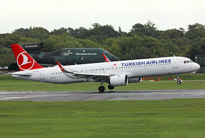 TC-LSA | Airbus A321-271NX | Turkish Airlines