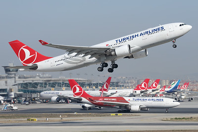 TC-JNB | Airbus A330-203 | Turkish Airlines