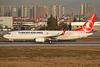 TC-JVZ | Boeing 737-8F2 | Turkish Airlines