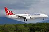 TC-JFT | Boeing 737-8F2 | Turkish Airlines