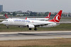 TC-JGY | Boeing 737-8F2 | Turkish Airlines