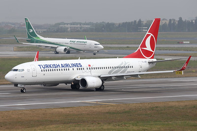 TC-JGR | Boeing 737-8F2 | Turkish Airlines