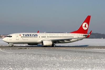 TC-JGE | Boeing 737-8F2 | Turkish Airlines