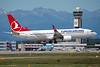 TC-JGU | Boeing 737-8F2 | Turkish Airlines