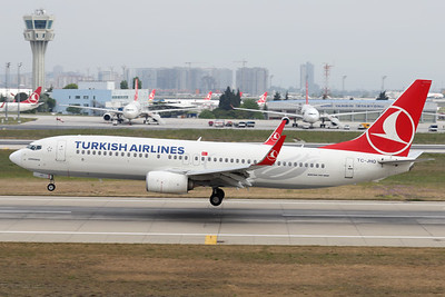TC-JHO | Boeing 737-8F2 | Turkish Airlines