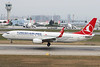 TC-JHO   Boeing 737-8F2   Turkish Airlines