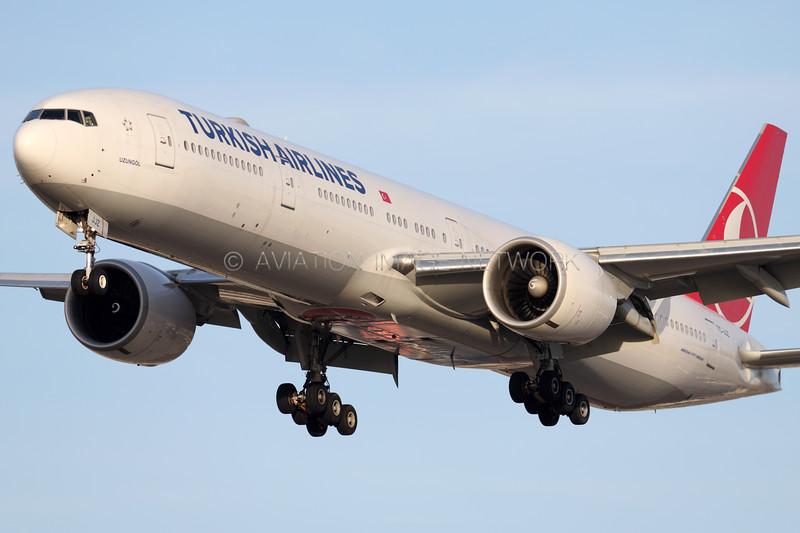 TC-JJZ | Boeing 777-3F2/ER | Turkish Airlines