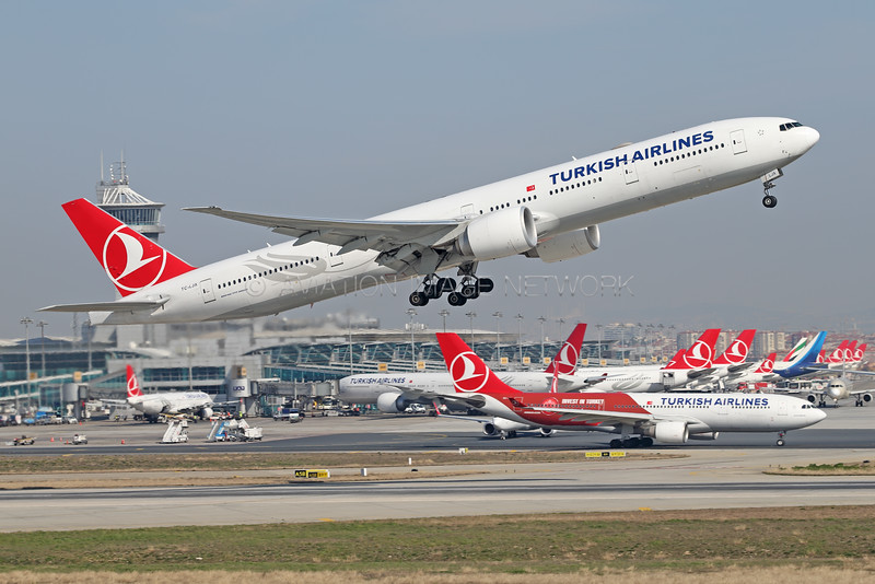 TC-LJA | Boeing 777-36N/ER | Turkish Airlines