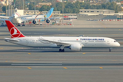 TC-LLE | Boeing 787-9 | Turkish Airlines