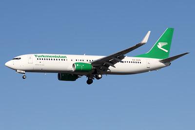 EZ-A019 | Boeing 737-82K | Turkmenistan Airlines