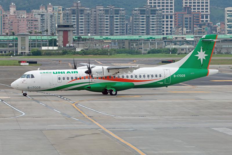 B-17009 | ATR 72-600 | UNI Air