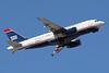 N835AW | Airbus A319-132 | US Airways