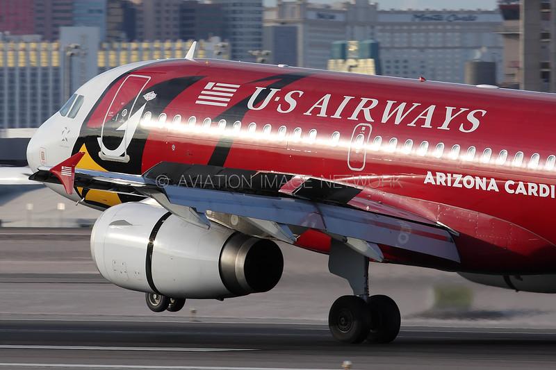 N837AW | Airbus A319-132 | US Airways