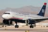 N807AW | Airbus A319-132 | US Airways