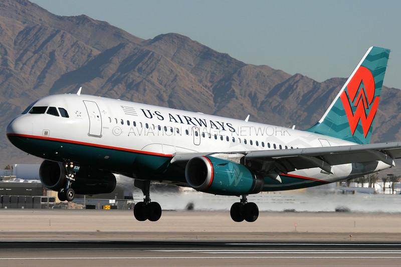 N838AW   Airbus A319-132   US Airways