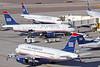 N813AW | Airbus A319-132 | US Airways