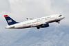 N814AW | Airbus A319-132 | US Airways