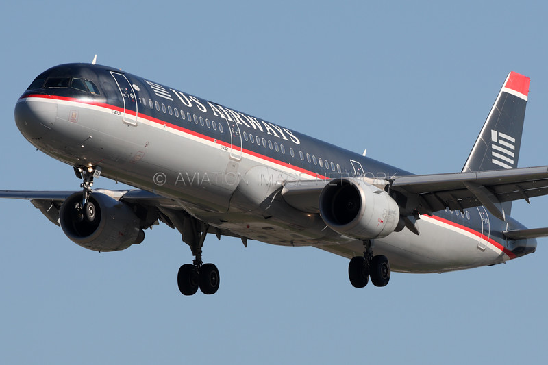 N188US   Airbus A321-211   U.S. Airways