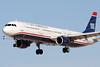 N161UW | Airbus A321-211 | U.S. Airways