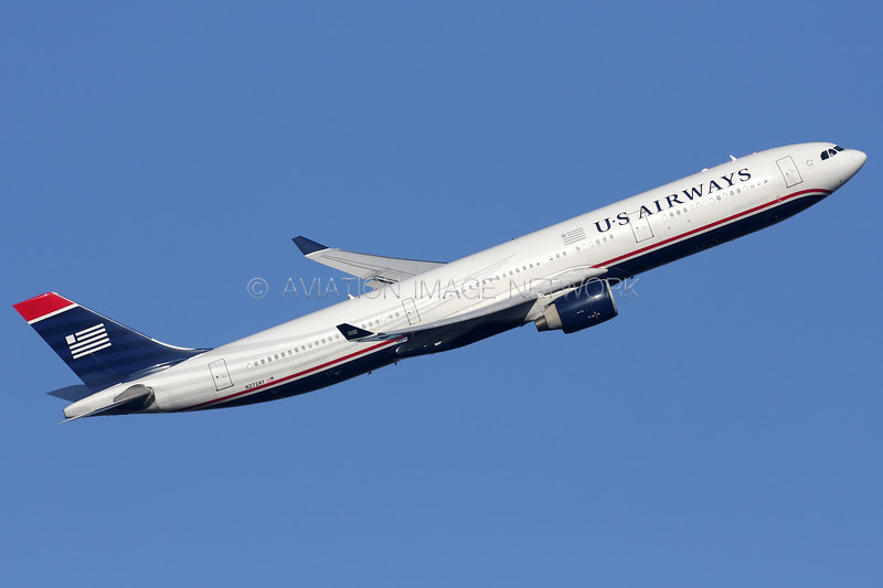 N272AY | Airbus A330-323 | U.S. Airways