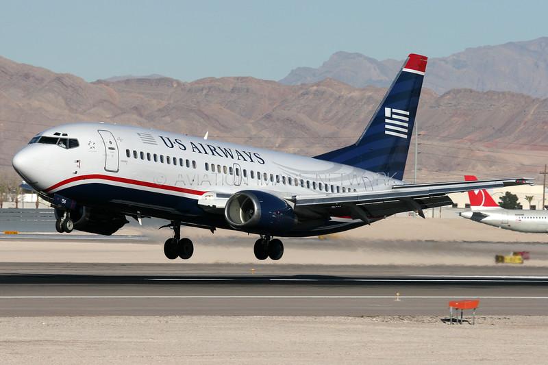 N156AW | Boeing 737-3G7 | US Airways
