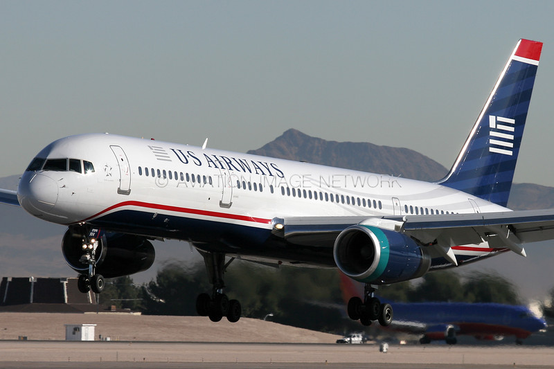 N904AW | Boeing 757-2S7 | U.S. Airways