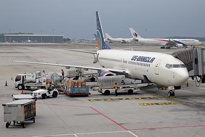 S2-AJC   Boeing 737-8Q8   US-Bangla Airlines