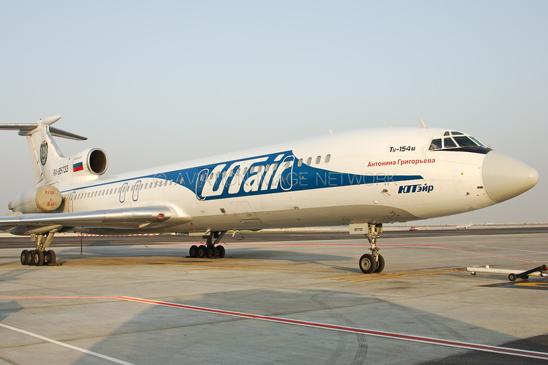 RA-85733   Tupolev Tu-154M   UTair Aviation